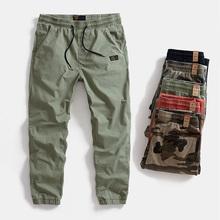 九分工装裤休闲裤男女款式
