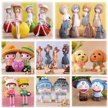 可爱新en情侣陶瓷个eg玩偶工艺品娃娃摆件大号新婚装饰(小)创意