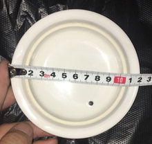 12CM 炖锅盖子 天际7A荣事达0es157升通4g锅陶瓷盖子带孔盖