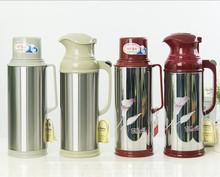 清水家es热水瓶暖瓶xw保温瓶暖壶保温壶大容量开水瓶玻璃内胆