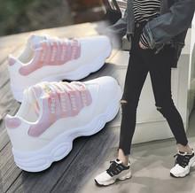 新品专柜et1尧耐克泰io鞋子10女大童13女孩运动网面鞋11中(小)学