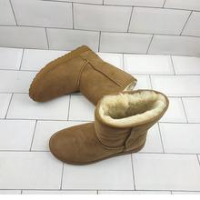 出口式et鞋真羊毛冬io羊皮毛一体雪地棉鞋经典式冬季雪地靴特