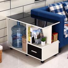 现代新ev蓝顶家居边nm(小)茶几简约迷你(小)桌子客厅边柜 创意边桌
