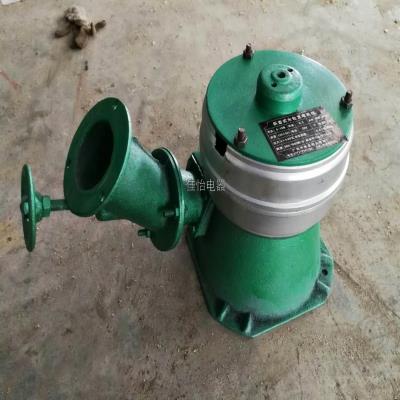 水力(小)ey发电机大功to220V500W永磁无刷纯铜线斜击式