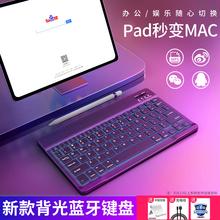 便携无fa蓝牙(小)键盘hi为Mate平板iPad手机pro11(小)米air23荣耀V