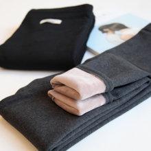孕妇打fa裤孕妇裤子ad穿长裤加绒加厚冬季保暖裤托腹棉裤冬装