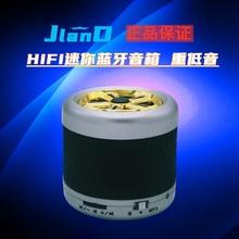 无线蓝fa音箱(小)型迷tu响大音量重低音便携插卡台式机电脑随身