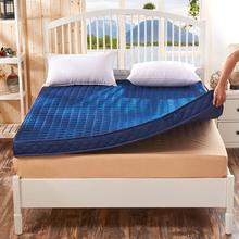 床垫加fb10�M超厚rx慢回弹高密度垫子宿舍家用榻榻米双的软垫