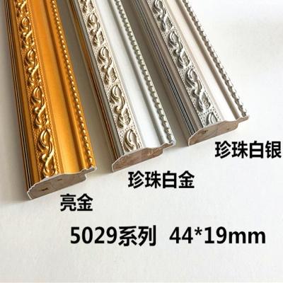 石膏线条实木线条5029珍fe10白金5er材料 120米影楼高端框
