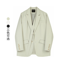 VEGfh CHANjy装韩款(小)众设计女士(小)西服西装外套女2021春装新式