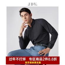 [finkl]JDV男装 秋季衬衫韩版修身高级