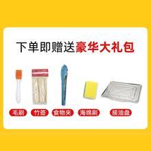 商用热fj机家用(小)型kb电考机专用全自动烤香肠机
