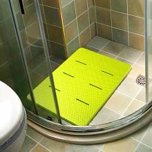 浴室防fk垫淋浴房卫oy垫家用泡沫加厚隔凉防霉酒店洗澡脚垫