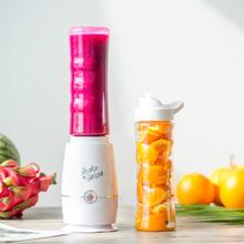 榨汁机fo用多功能迷ia机水果机电动炸果汁机(小)型豆浆机榨汁杯
