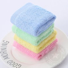 不沾油fr方巾洗碗巾nc厨房木纤维洗盘布饭店百洁布清洁巾毛巾