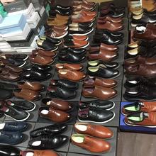 皮鞋男fr男士商务休sh皮鞋男新式软底休闲皮鞋透气潮流鞋子男