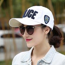 帽子女fu款潮棒球帽ti息百搭时尚鸭舌帽男春秋街头潮的太阳帽