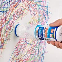 日本白色墙面清洁剂墙壁瓷砖涂鸦去污fu14墙体霉et剂除霉剂