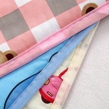 防水成fu床上婴儿车et儿园棉隔尿垫尿片(小)号大床尿布老的护理