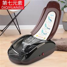 家用套fw机全自动鞋gs高档踩脚一次性加厚脚套机器智能