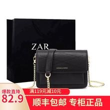 香港正fx2021新xz包时尚百搭(小)包包单肩斜挎(小)方包链条