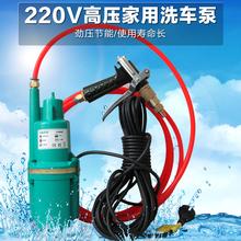 家用洗车器洗车机220v便携高fz12家用洗hu水泵空调清洗