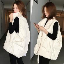 [g3d]羽绒棉背心女外穿冬202
