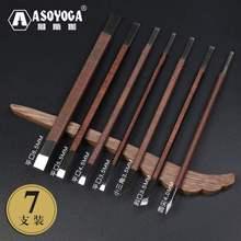 木工刻ga工具手工雕am雕根雕刀木雕石材石头刻字印章篆刻刀。