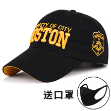 帽子新款春秋季棒球帽韩版