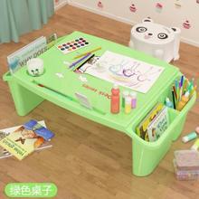 方桌吃gb饭桌宝宝(小)gc字桌塑料(小)孩子(小)桌子长方形简易宝宝