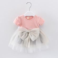 公主裙gc儿一岁生日fs宝蓬蓬裙夏季连衣裙半袖女童