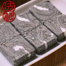 杭州特ge正宗黑麻厂xu根食品糕点重麻老年的吃糕点心