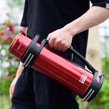 保温杯ge大容量保温ya保冷壶热水瓶车载旅行水壶1.2-3L