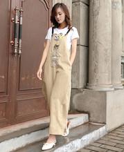 达衣岩ge020春季ge柜正品代购女式连体背带裤S2DLK0410现货
