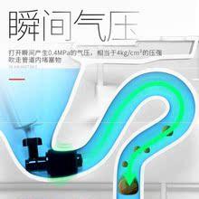 家用抓ge下水道疏通ba子蹲厕厨房条排水口防堵塞坐便器吸水捅
