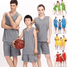 正品对克篮球服ge4装情侣款rs儿童篮球训练背心比赛服可印号