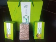 云南特ge哈尼绿色生ng直发精礼盒装500g*6=3000g包邮