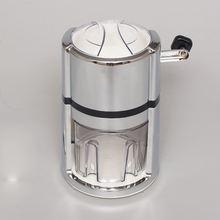 家用冰ge机(小)型迷你ku冰机商用手摇电动大功率自动沙冰碎冰机