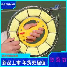 潍坊风ge 高档不锈rg绕线轮 风筝放飞工具 大轴承静音包邮