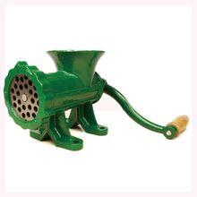 灌肠灌ge机手动搅拌wo鸡架碎骨机铸铁(小)型机绞肉机香肠腊肠