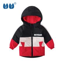 27kgeds品牌童vo棉衣冬季新式中(小)童棉袄加厚保暖棉服冬装外套