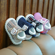 新式宝ge学步鞋男女zx运动鞋机能凉鞋沙滩鞋宝宝(小)童网鞋鞋子