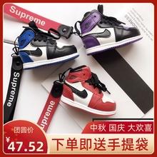 创意agf1鞋子充电kj个性AJ11蓝球鞋可爱礼物男女炫酷