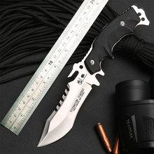户外(小)gh随身多功能ne刀具防身一体刀子防身刀