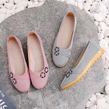 [giclee]老北京布鞋防滑妈妈鞋布面