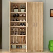 包安装超高超薄鞋橱家用门口定gl11鞋柜玄po经济型上门定制