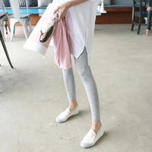 202gm年夏季薄式nt底裤新式高弹力韩款修身显瘦(小)脚裤女士外穿