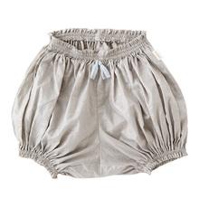 MARgnMARL宝sf灯笼裤 宝宝宽松南瓜裤 纯色短裤裤子bloomer04