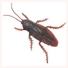 宝宝假gr螂玩具仿真me蚣蚂蚁昆虫模型蝎子蛇
