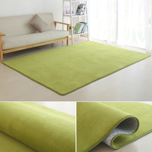 家用客gr茶几地垫沙ag屋(小)地毯女生房间卧室床边宝宝爬行垫子